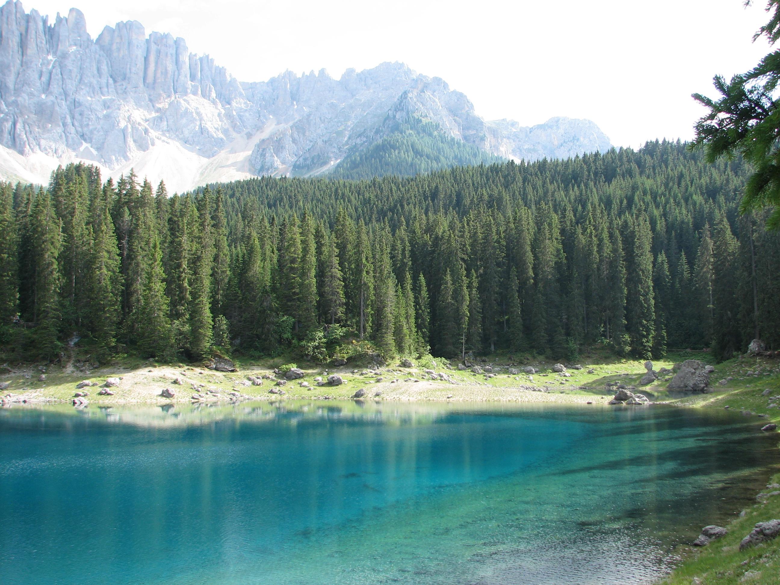Luglio 2016 -Lago di Carezza